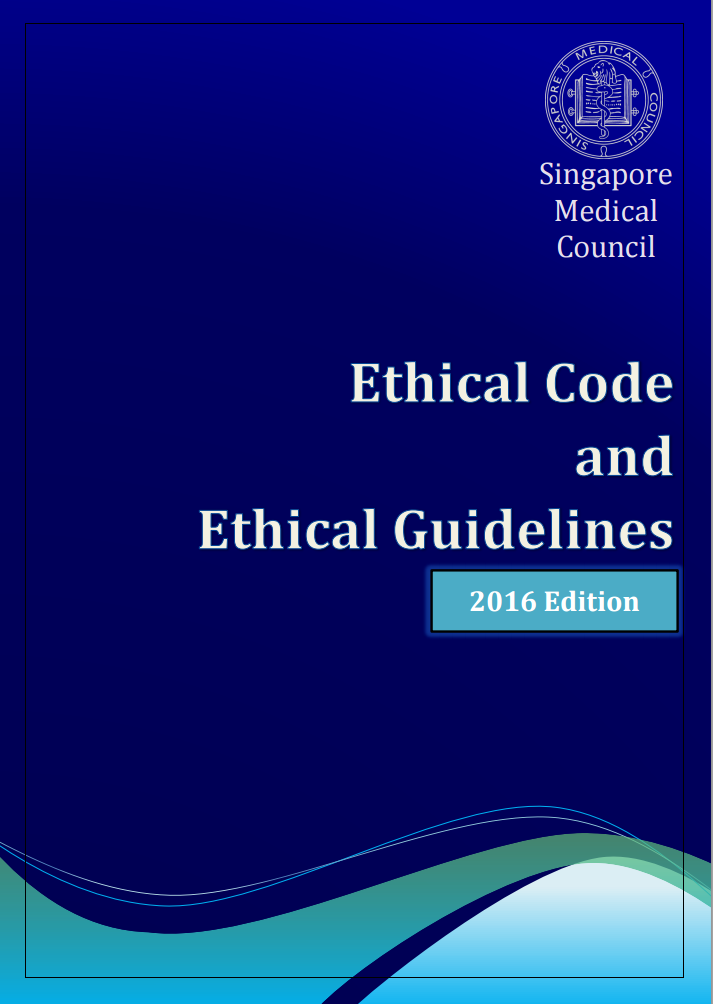 Ethical Code and Ethical Guidelines