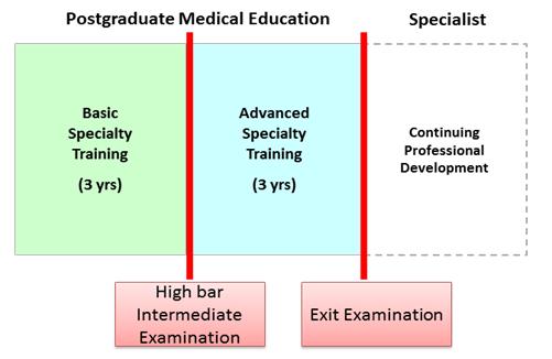 Graduate Medical Education in Singapore